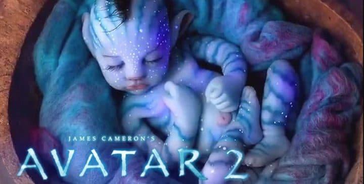 Le deuxième volet du film Avatar