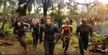 Avengers Infinity Wars partie 1 : la bande annonce officielle