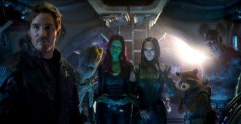 avengers infinity war gardiens de la galaxie