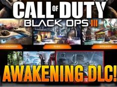 Black Ops 3: DLC n°1 Awakening en approche sur PC et XBOX one - Sortie le 3 mars 2016