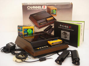 console Fairchild Channel F