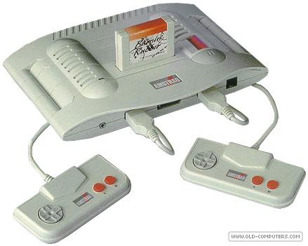 console GX-4000