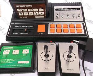 console Hanimex TVG 070C