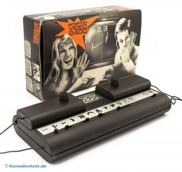 console interton vc2400