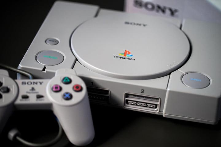 console playstation 1 de Sony