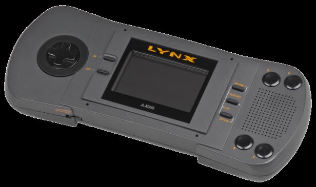 console portable atari lynx