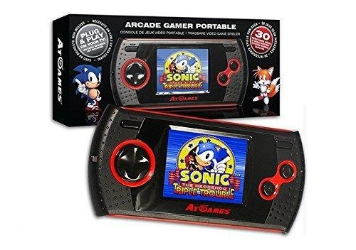 console portable game gear de sega