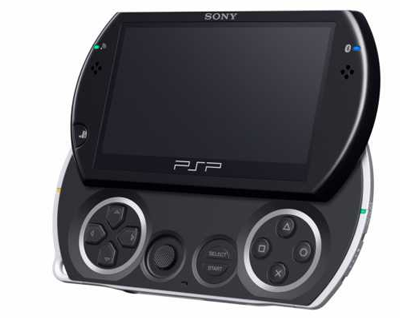 console psp go
