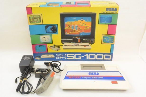 console sega SG-1000