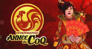 Blizzard : Venez fêter le nouvel an sur Overwatch