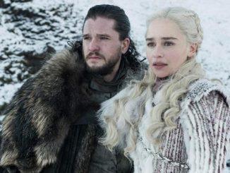 Game of Thrones saison 8 Jon Snow et Daenerys Targaryen