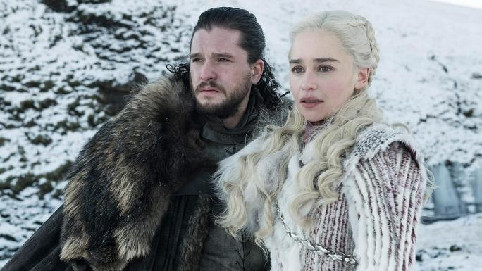 Game of Thrones saison 8 Jon Snow et Daenerys Targaryen