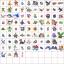 Pokedex génération 3 pokemon