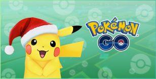 Pikachu de Noël