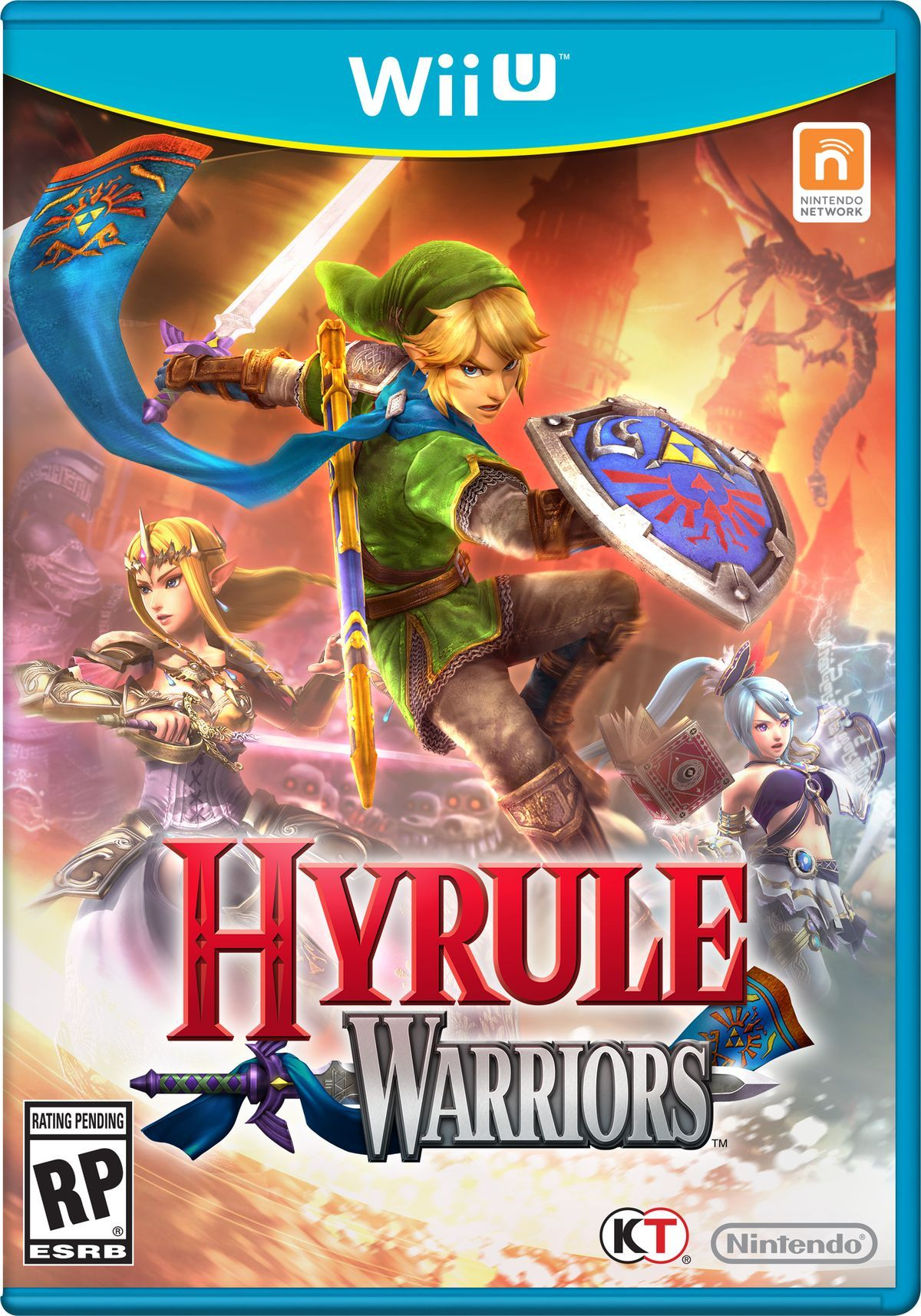 Hyrule Warriors (Wii U / Switch)