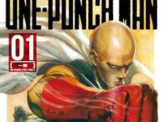 One Punch Man : Manga coup de poing