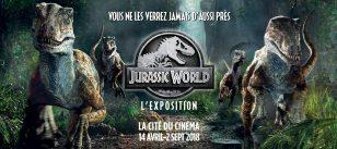 Exposition Jurassic World Pars