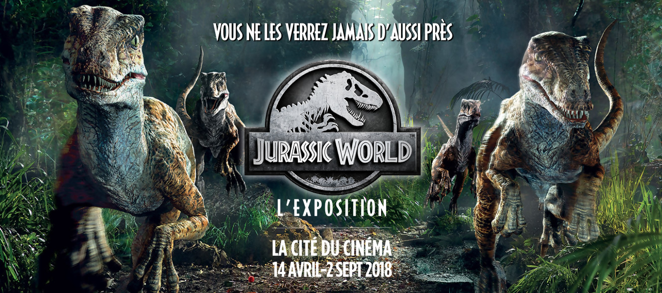 Exposition Jurassic World Pars