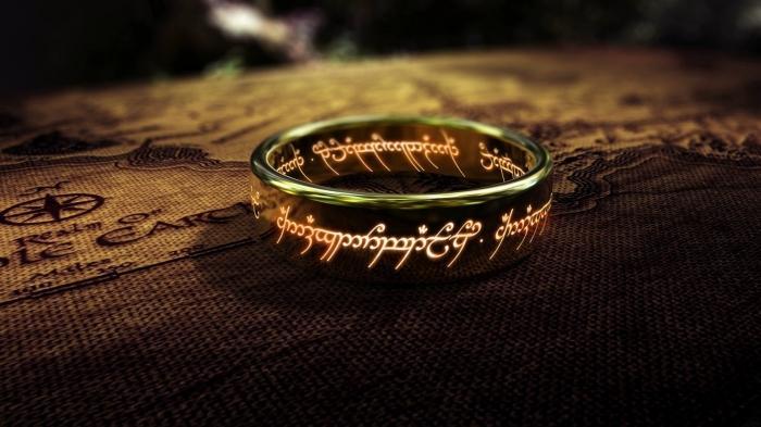 La série le seigneur des anneaux