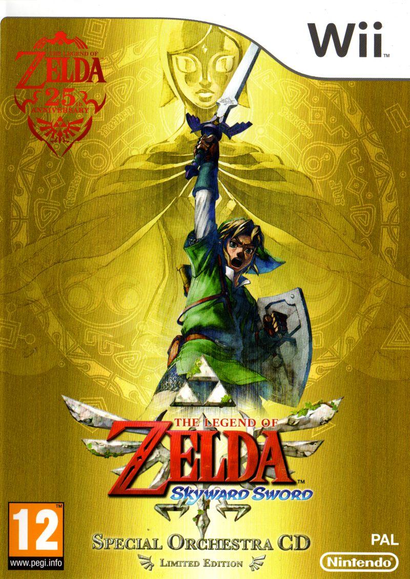 The Skyward Sword (Wii)