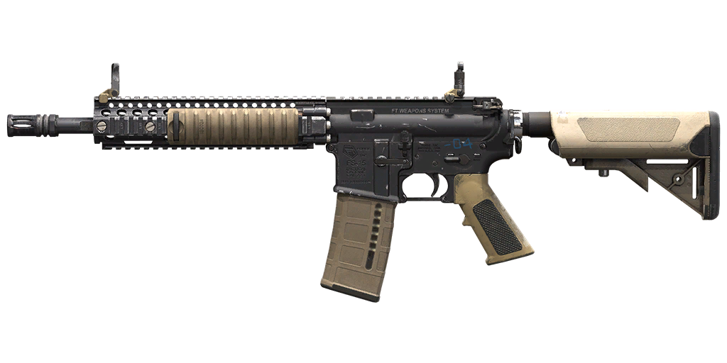 m4 call of duty warzone