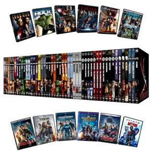 Tous les Films Marvel