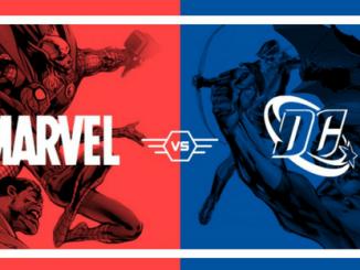 marvel versus dc comics