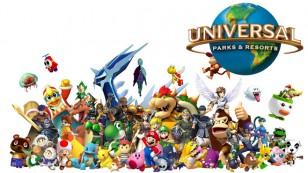 Nintendo et Universal