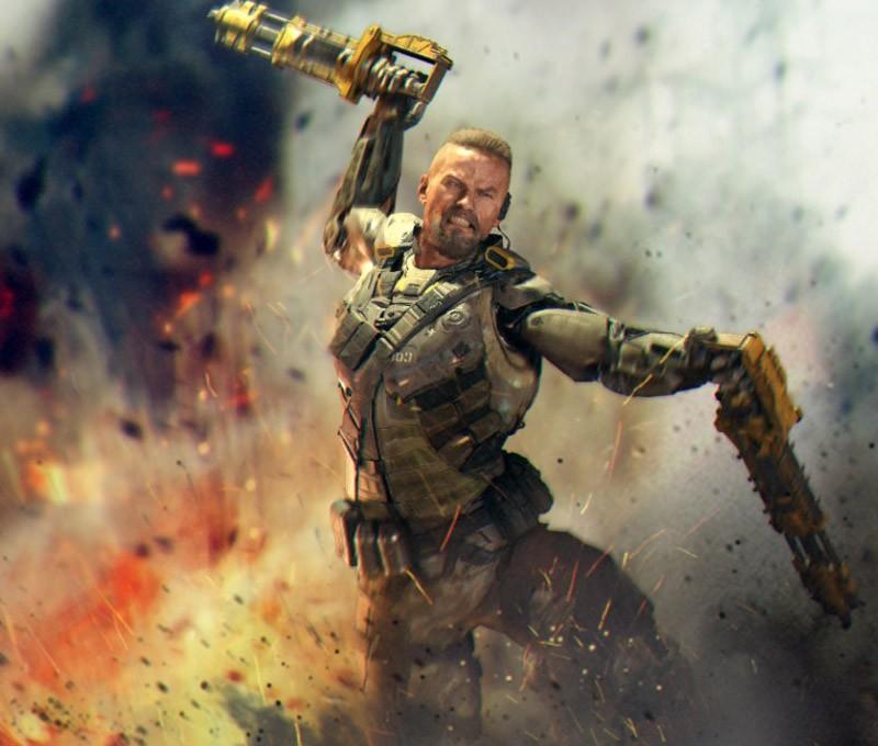 Specialiste Black Ops 3 Ruin