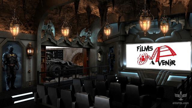 salle cinéma geek batcave