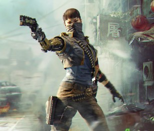 Specialiste Black Ops 3 - Seraph