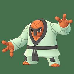 #538 Judokrak [Shiny]