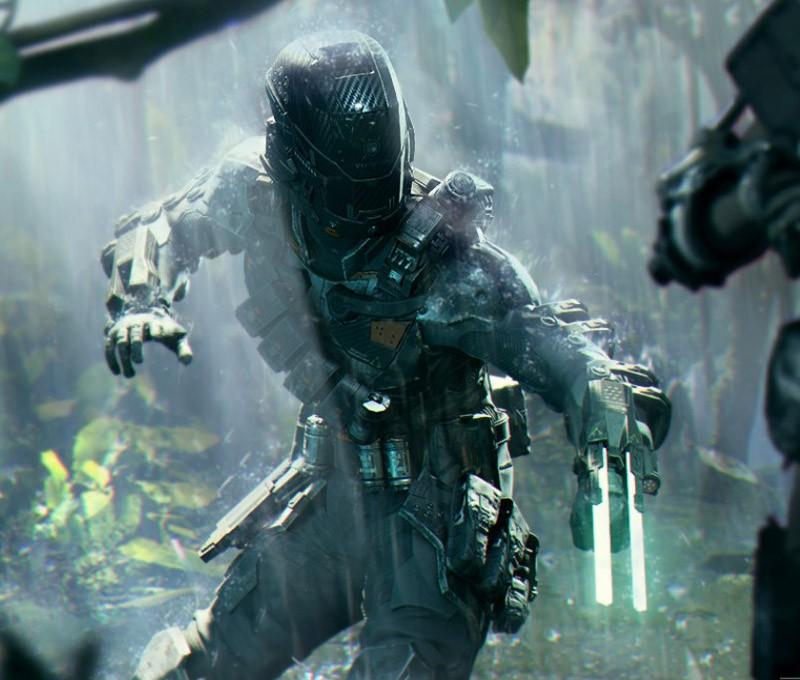 Specialiste Black Ops 3 Spectre