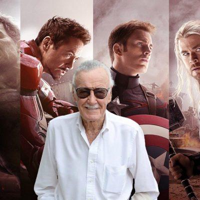 stan lee heros films marvel