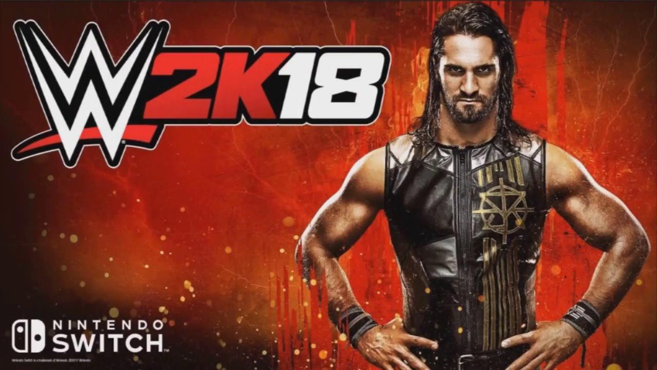 Pré-commandez WWE 2K18 sur la Nintendo Switch !