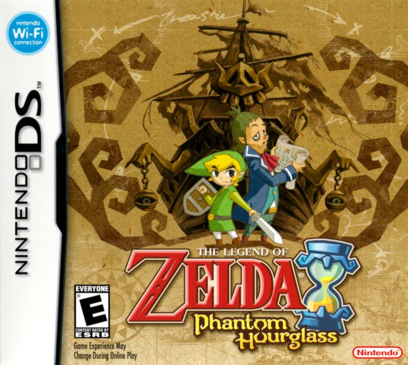 The Phantom Hourglass (NDS)