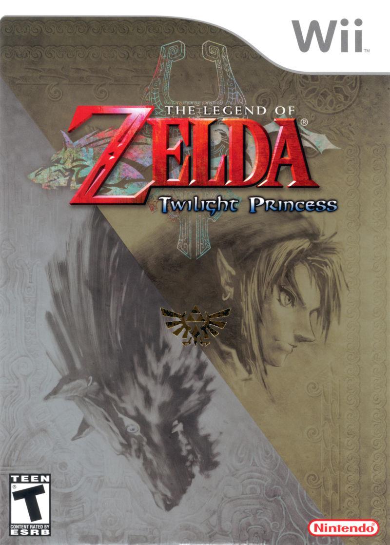 Twilight Princess (Wii, Gamecube, Wii U)