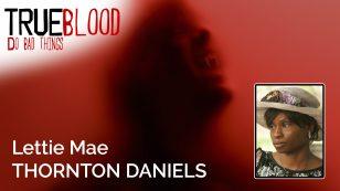 Lettie Mae Thornton