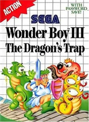 Wonderboy 3 : The Dragon's Trap