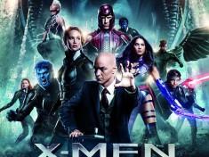 XMEN Apocalypse : l'affiche française du film MARVEL